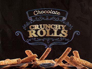 Crunchy Rolls Chocolate