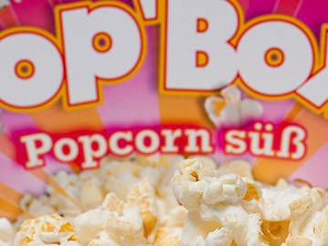 Popcorn-Spezialitäten