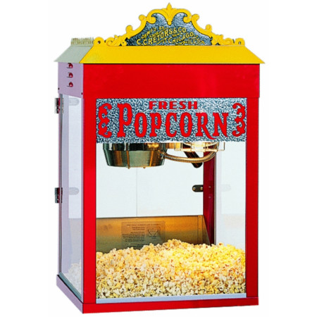 Popcorn Machine Antique T-2000, 8 oz.